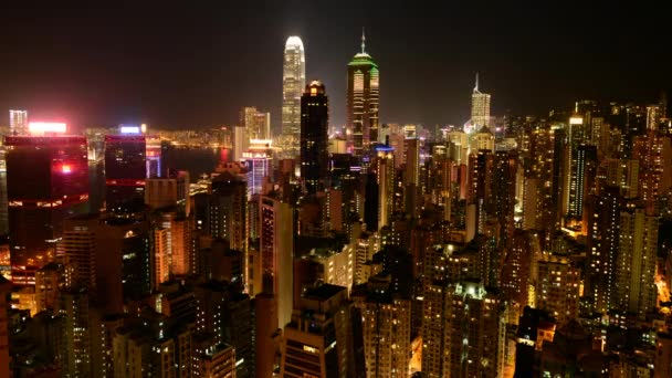 Hong Kong Skyline and Victoria Harbour