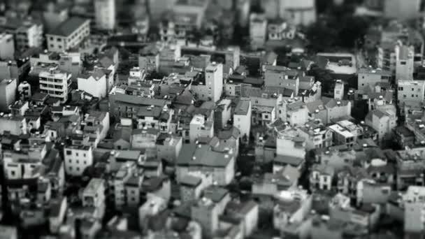 Pohled z Ho Či Minovo Město