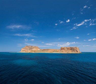 Imeri Gramvousa island Chania Crete Greece Mediterranean
