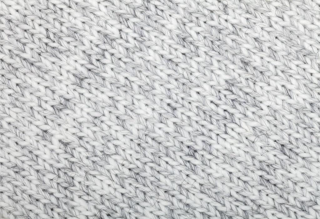patrón de tela de tejido de punto melange — Fotos de Stock ...