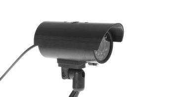 Covert Surveillance Camera. Isolated