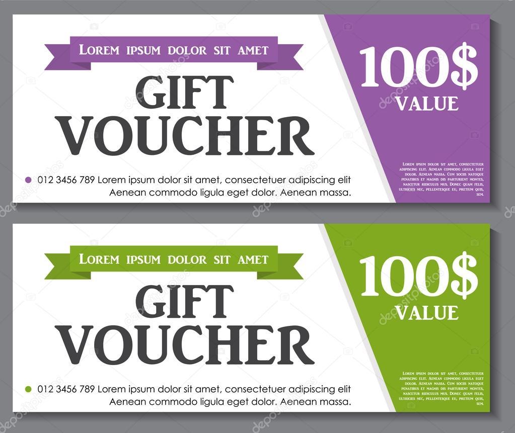 sample gift voucher template