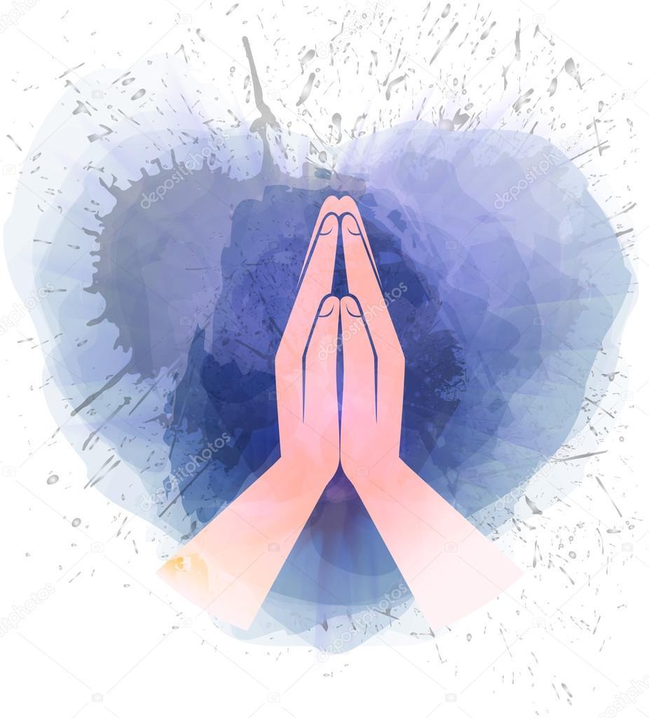 depositphotos_85140860-stock-illustration-prayer-hands.jpg (926×1024)