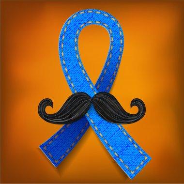 Prostate cancer blue