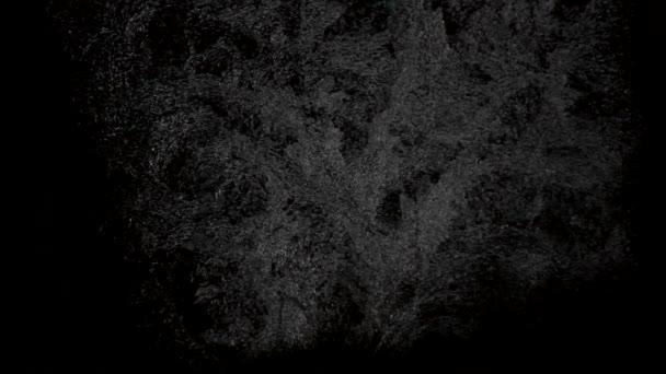 Schmelzen gefrorener Muster