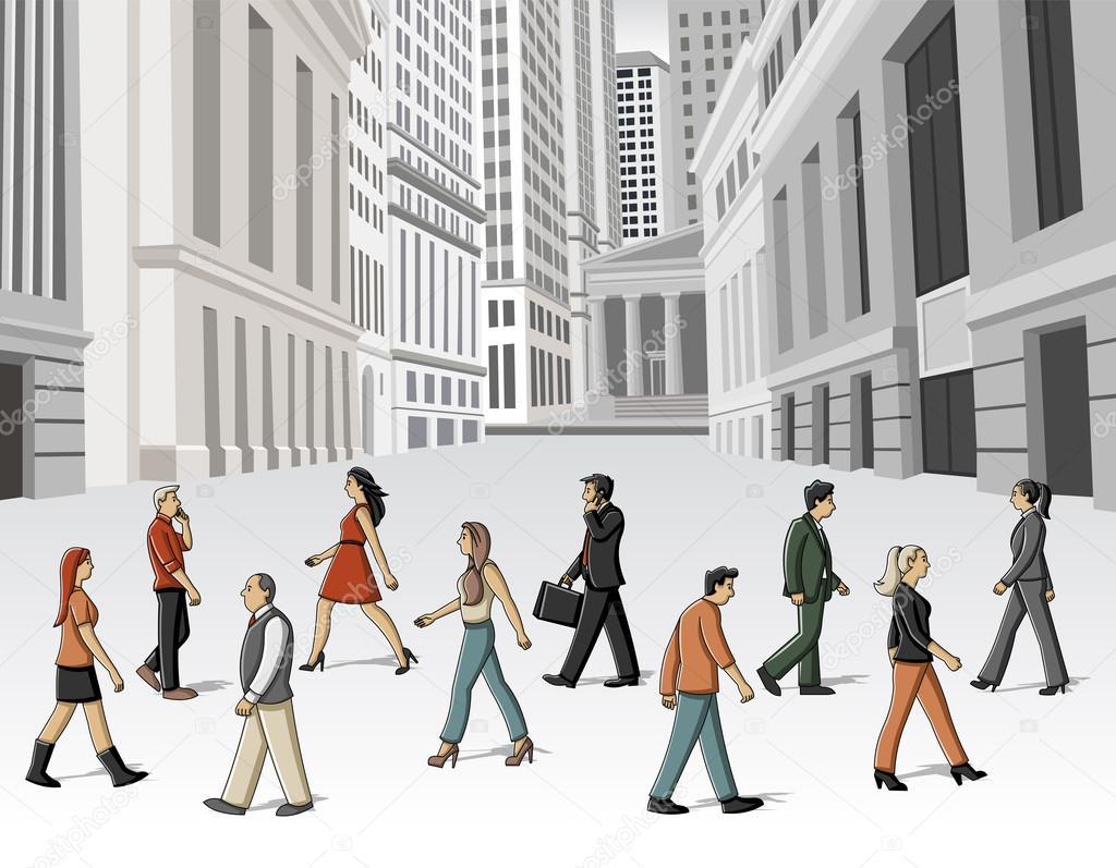 особенно картинки человека идущего по городу провели испытание для
