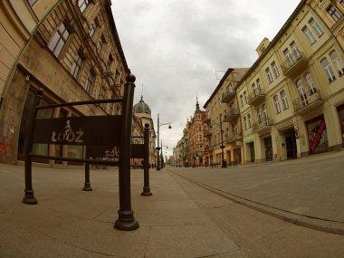 Piotrkowska Street, the pearl of Lodz.