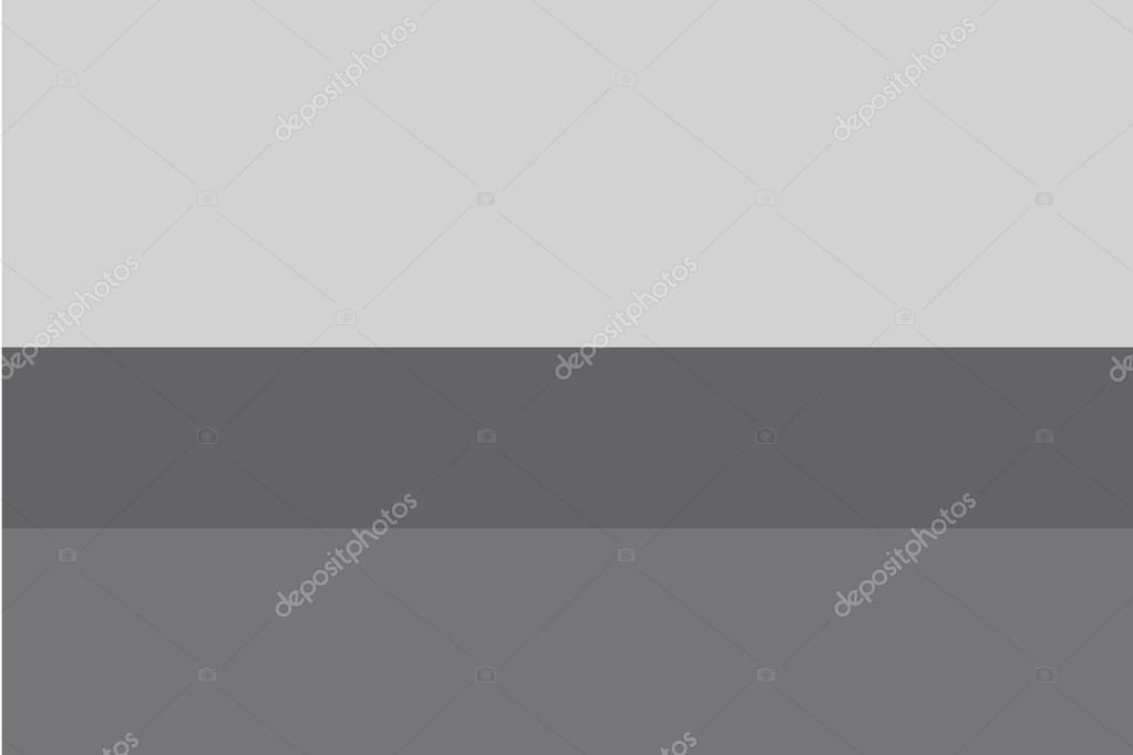 ilustrado en escala de grises bandera del pas de colombia u vector de stock