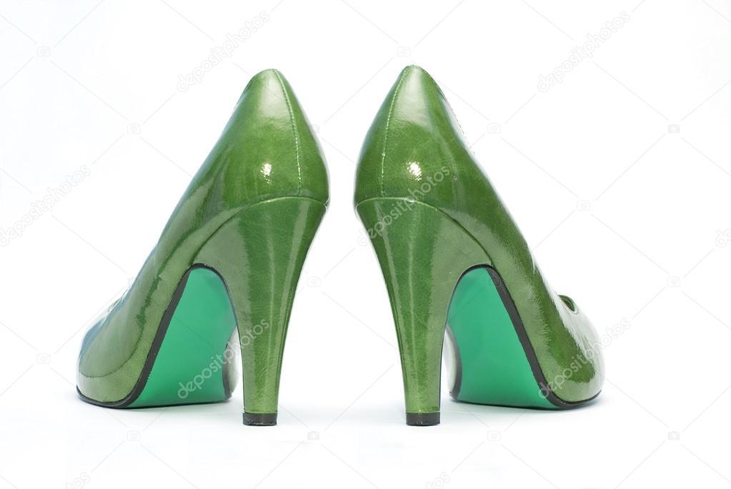dde374de66ac Zapatos de tacón altos para mujeres — Fotos de Stock © PaulStringer ...