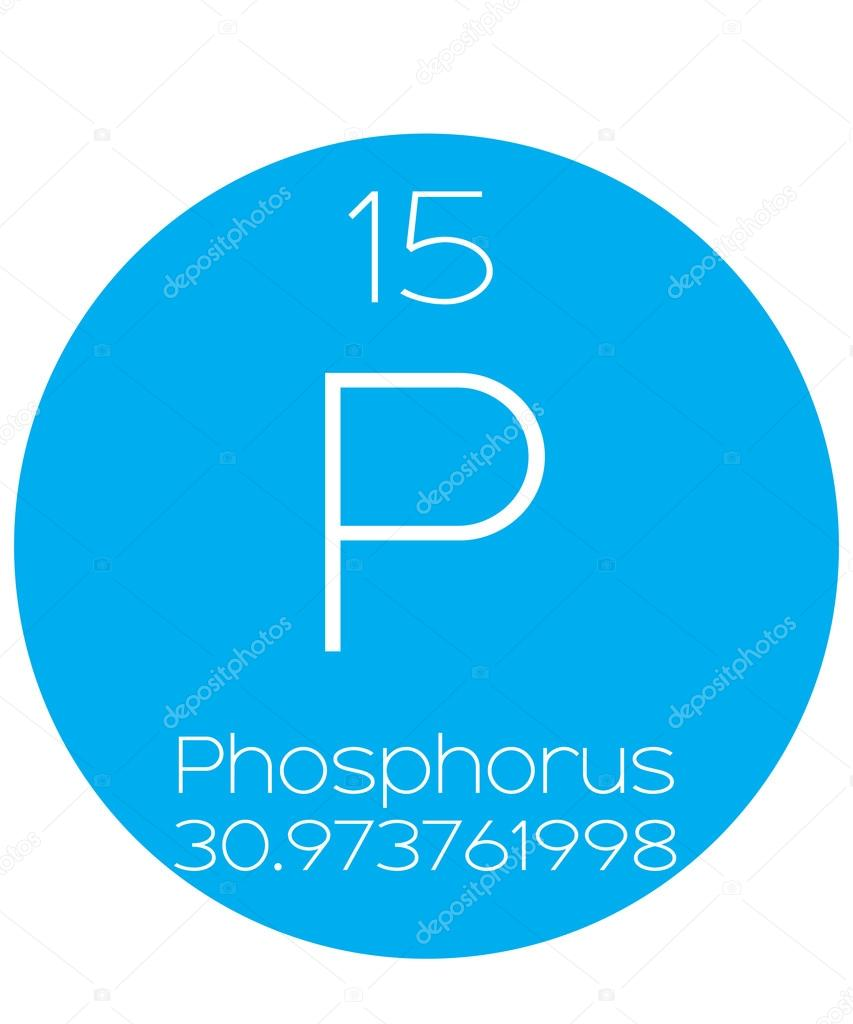 Informative illustration of the periodic element phosphorus an informative illustration of the periodic element phosphorus vector by paulstringer gamestrikefo Image collections