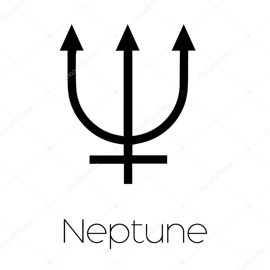 Planet Neptune Symbol | www.pixshark.com - Images ...