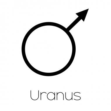 Planet Symbols - Uranus