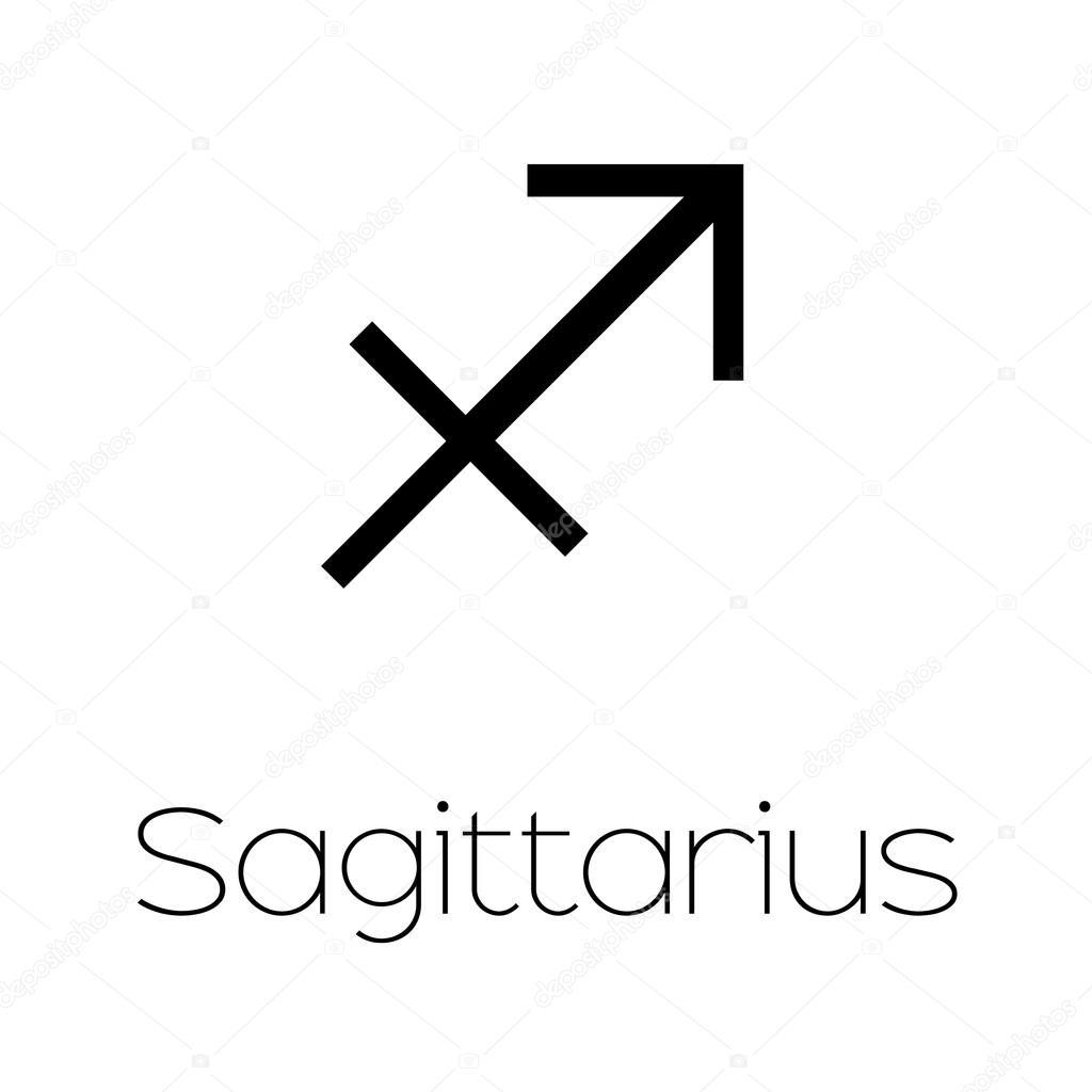 Illustrated zodiac symbol sagittarius stock vector illustrated zodiac symbol sagittarius stock vector biocorpaavc