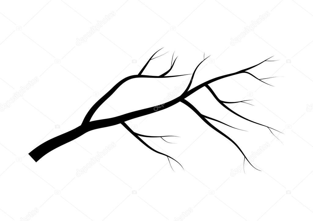 ледяной картинка веточка дерева без листьев массово