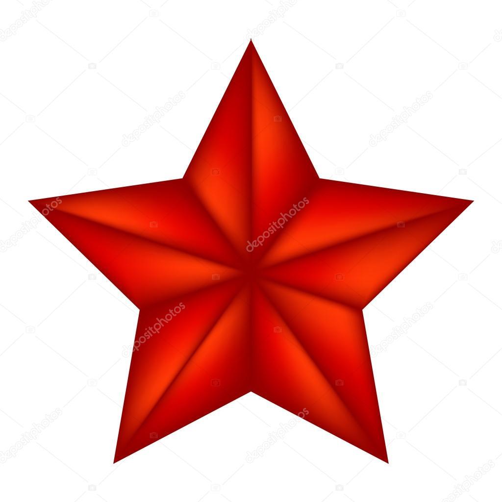 Weihnachtsstern von Bethlehem Vektor-Symbol, Symbol-Design ...