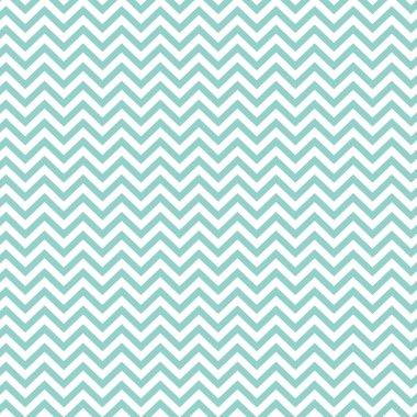 Blue chevron seamless pattern