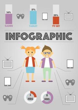Infographics Gadgets