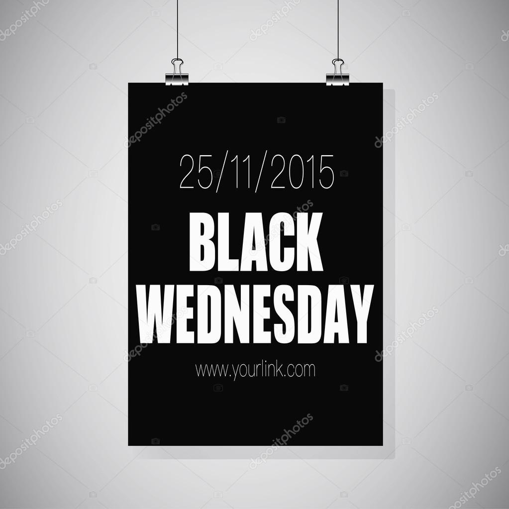 Zavěšení na černý pátek