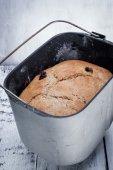 Domácí chléb v podobě