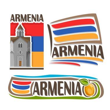 Vector logo for Armenia