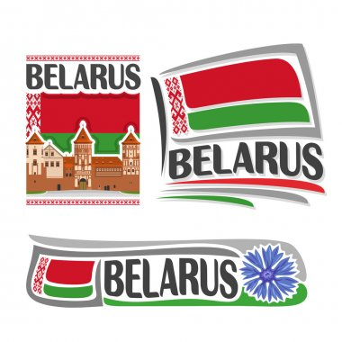 Vector logo for Belarus