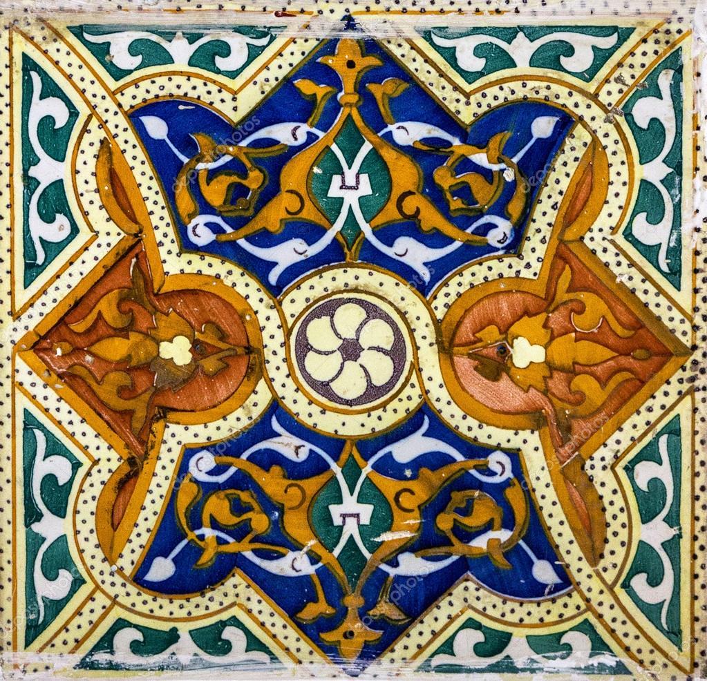 Azulejo marroqui azulejo marroqui azulejo marroqui for Mosaico marroqui