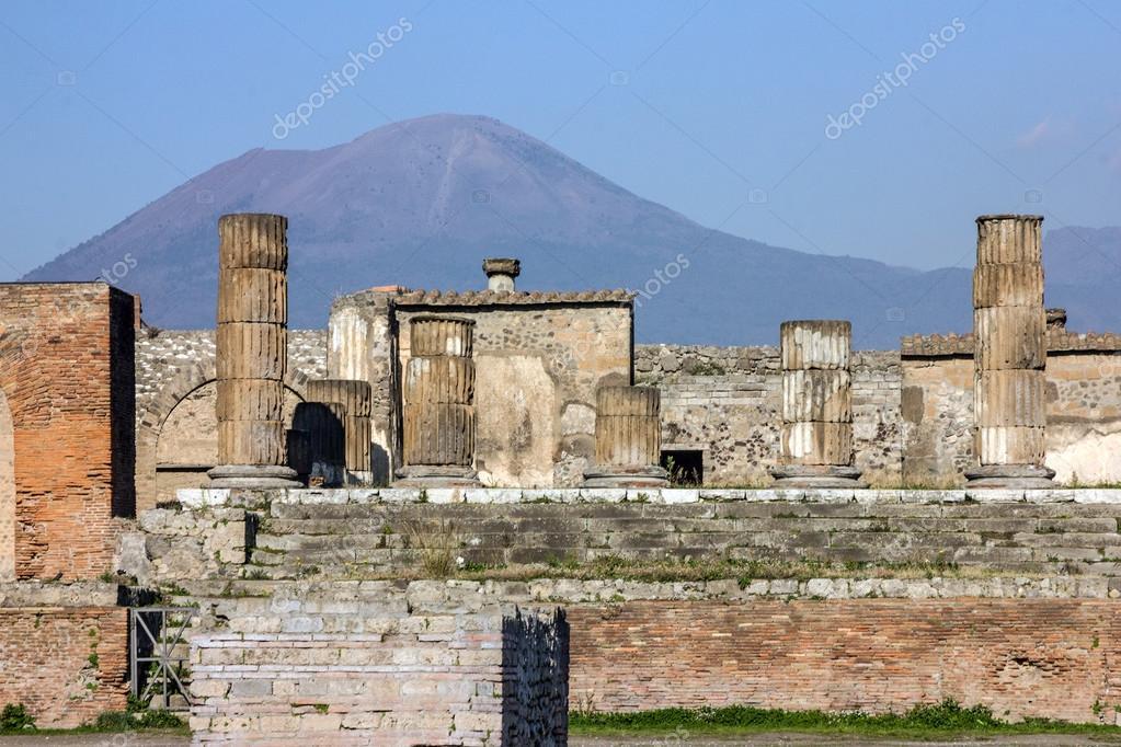 Pompeii City Today