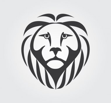 Simple Icon: Lion