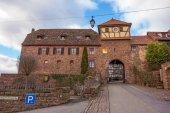 Městská brána Dilsberg