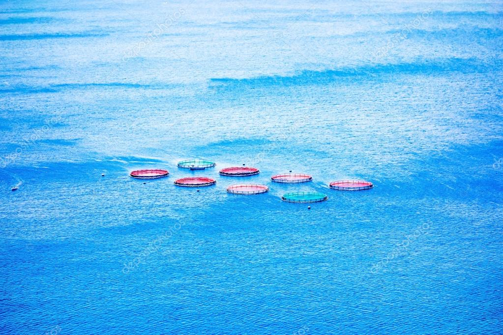 Fish farm, offshore