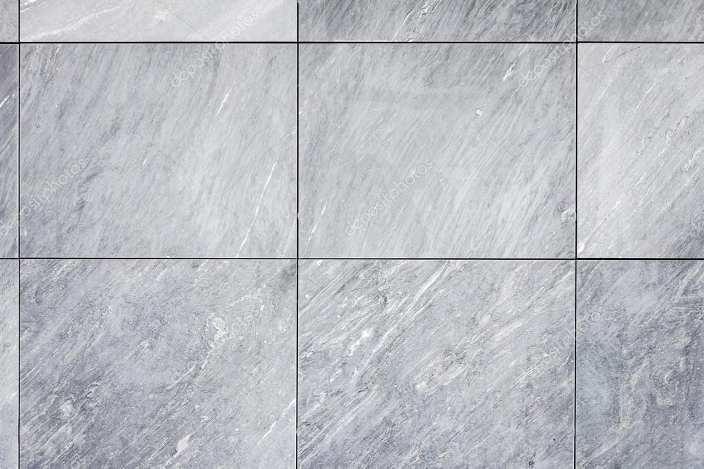 Tiles Grey Natural Stone Wall Floor Facade Stock Photo