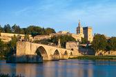 Fotografie Avignon most v Provence, Francie