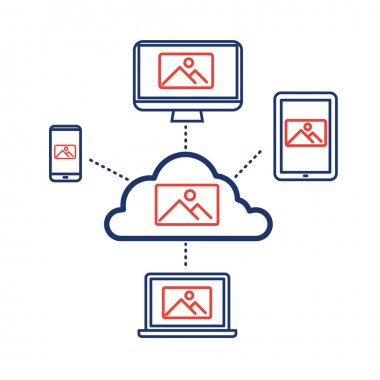 cloud computing storage for photography