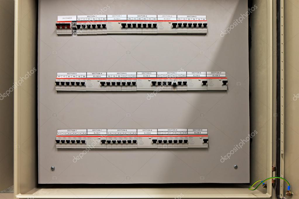 depositphotos_59716735 stock photo fuse control panel box with fuse control panel box with a three rows of dedicated fuses panel box fuses at suagrazia.org