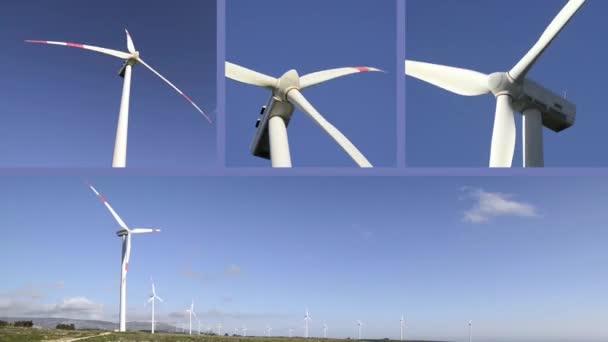 Větrné turbíny multiscreen