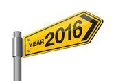 2016 dopravní značka
