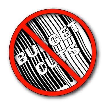 No more budget cuts