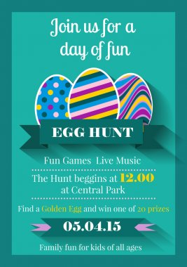 Easter Invitation flyer