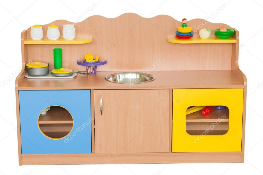 Muebles infantiles — Foto de stock © luthier #101657868