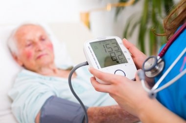 Digital Blood Pressure Measuring
