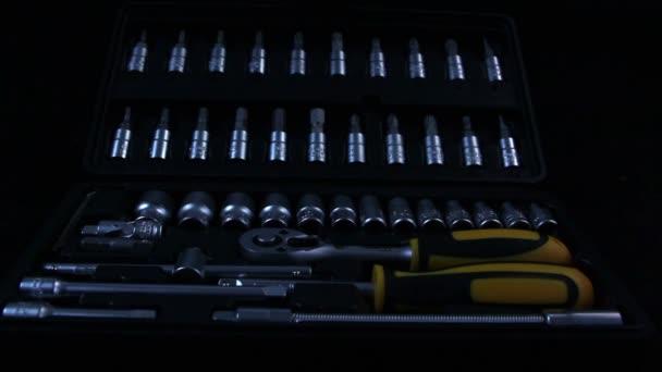 Box s automobilový mechanik komplety