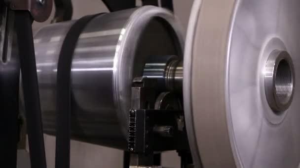 Industria pesante - equilibratura del rotore