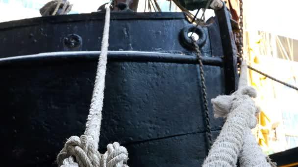 Údaje o lodních lanech, námořních plavidlech