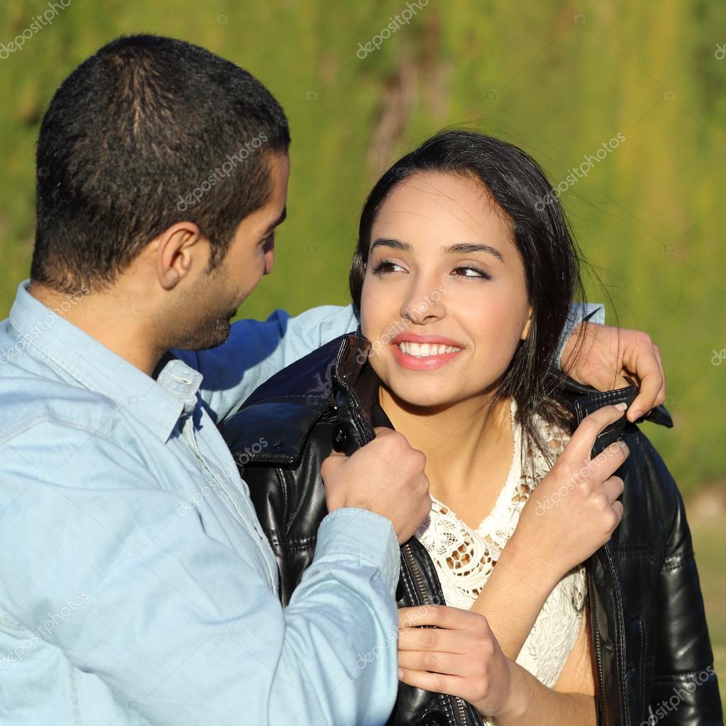 Flirt homme en couple