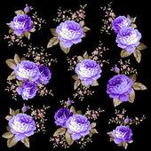 Růže květ ilustrace
