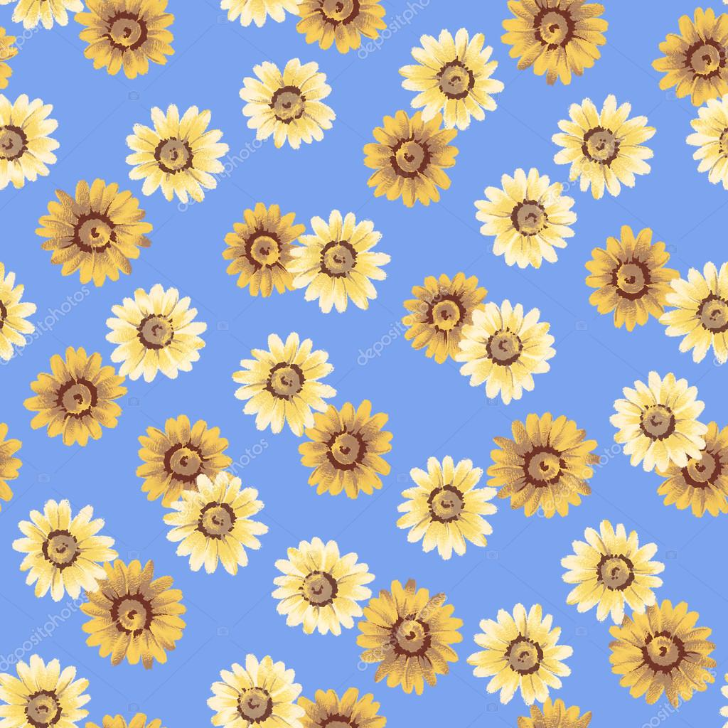 Margaret flower pattern