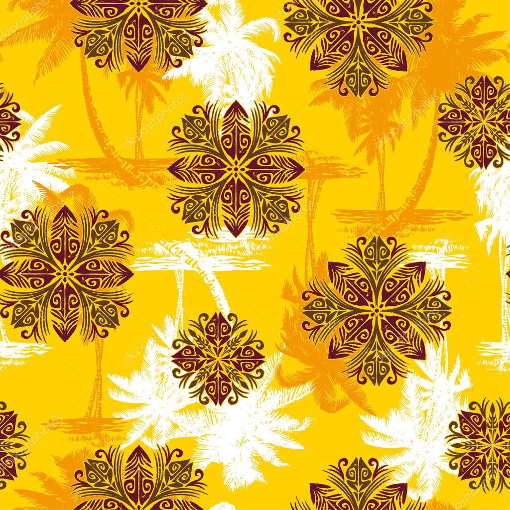 hawaiian blog binding back artquiltmaker quilt