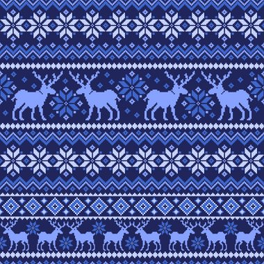 Nordic tradition pattern