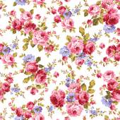 Rózsa virág minta