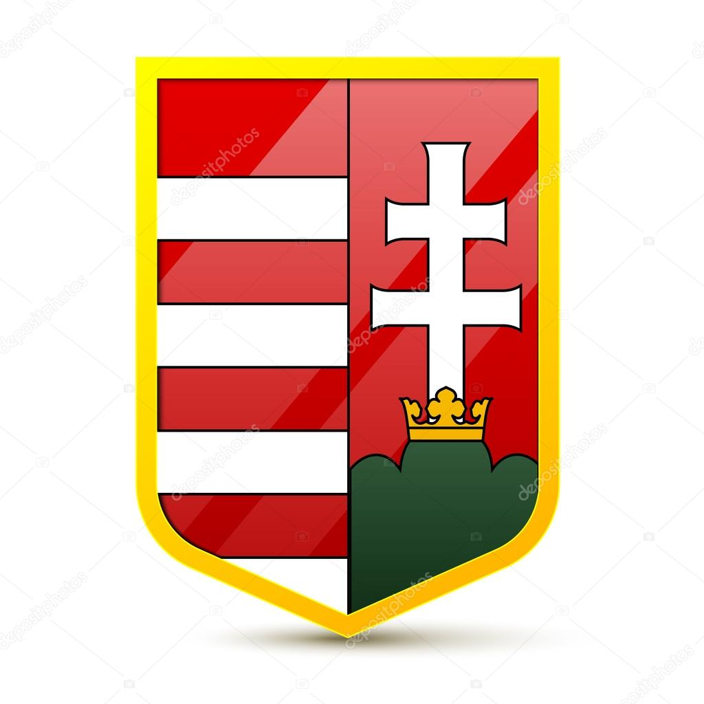 Coat of arms Hungary